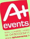 Logo de A+ Events
