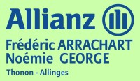 Logo de Allianz Thonon - Allinges